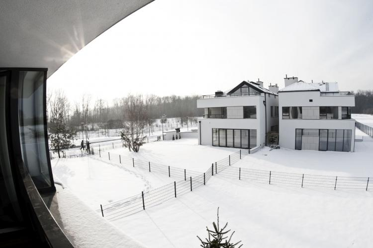 Dom pokazowy osiedla Rezydencje Pałacowa