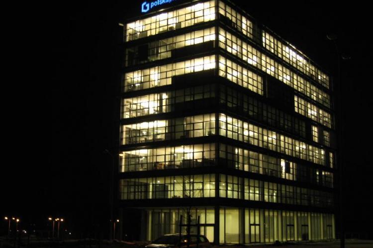 Biurowiec Media Centrum
